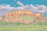 Ghost Ranch, New Mexico #1